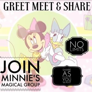 Other - Minnie's Magical Sharing Group-POSH Compliant ONLY