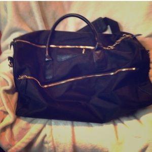 N/A Other - Medium Black Weekender Bag
