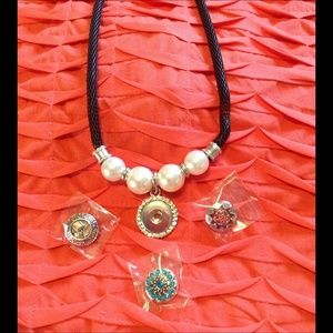 Jewelry - NWOT Interchangeable Necklace