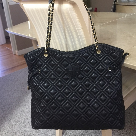 26% off Tory Burch Handbags - 💔🚫❌SOLD Tory Burch quilted Marion ... : tory burch quilted - Adamdwight.com