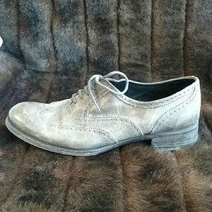 n.d.c. Shoes - N.D.C. Taupe Oxfords 37.5