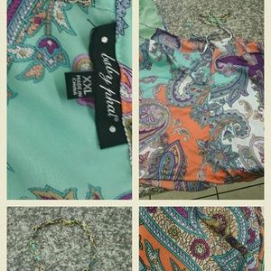 Beautiful Gently used Baby Phat Top