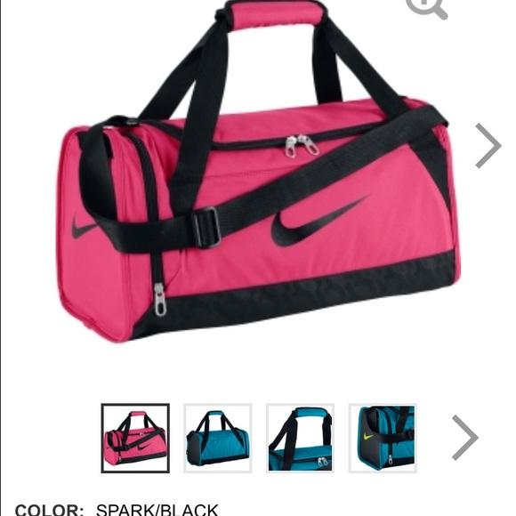 New Nike Brasilia 6 X-Small Duffle Bag 98bcded704aff