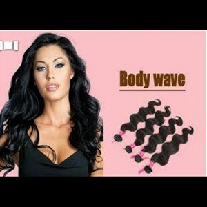 Accessories - Virgin hair per bundle 16 inch