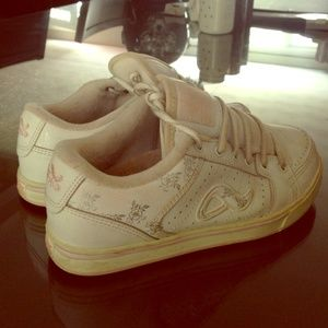 Adio sneakers white pink