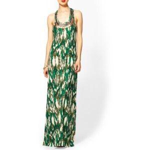 Piperlime Dresses & Skirts - PIPERLIME! Sabine ikat embellished maxi dress NWOT