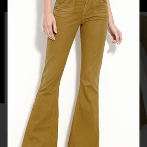 Citizens of Humanity Jeans - Citizens of humanity Angie super twill in gold