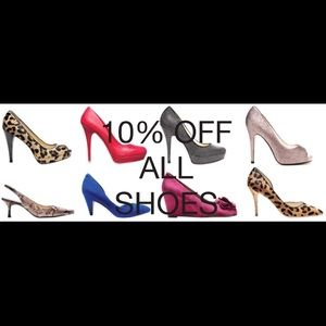 Shoes - 👠👡👢SHOE SALE👢👡👠. MAKE AN OFFER