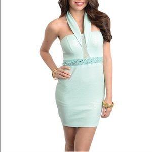 Dresses & Skirts - 🆕 Gorgeous Embellished Mini Dress