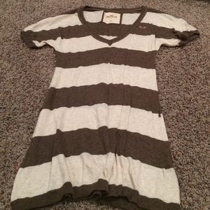 Hollister tunic size M