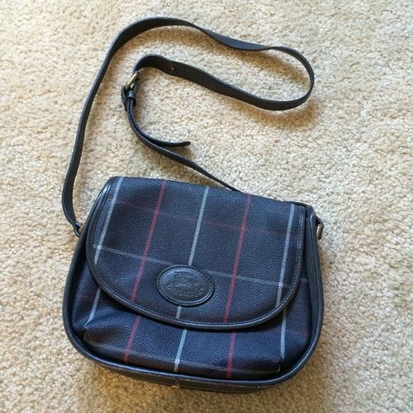 5eaf3163905c Burberry Handbags - Burberry Vintage Crossbody Shoulder Bag