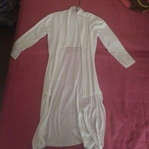 Kenar Other - Long sleeve M white cardigan