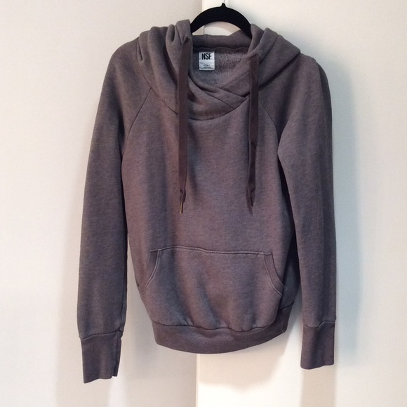 Womens Lisse Distressed Cotton Hoodie NSF Cheap Sale New Styles Online Cheap Quality jT26KYUv5l