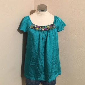 NWT top size large