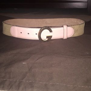 Gucci belt! 100% authentic