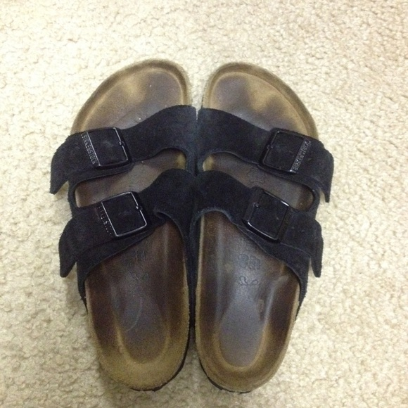 birkenstock arizona eva size 40 black