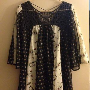 Japna flower dress