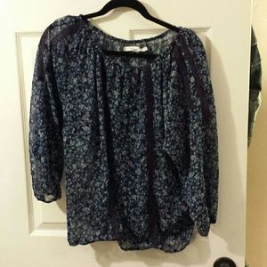 2 for $15 LC Lauren Conrad Blouse-M
