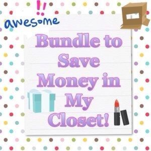 Other - BUNDLE AND SAVE 💰💰💰