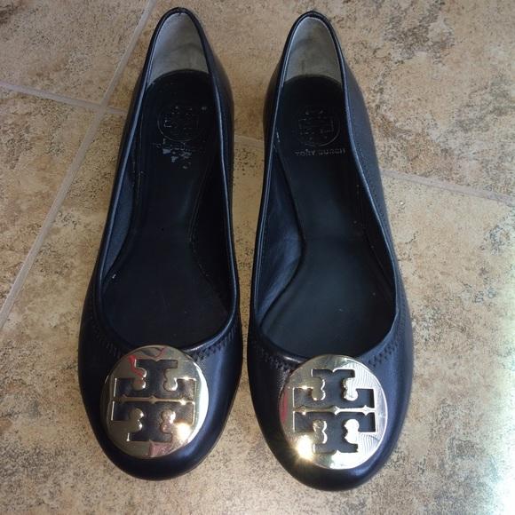 48963a9043c85 Tory Burch 2015 New Reva Ballerina Flats Shoes 9. M 555273b04225be5294002058