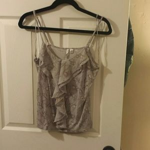 2 for $15 LC Lauren Conrad Cotton Blouse-M