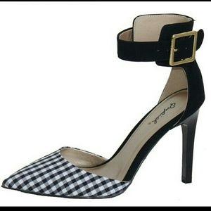 Shoes - ANKLE STRAP PUMPS