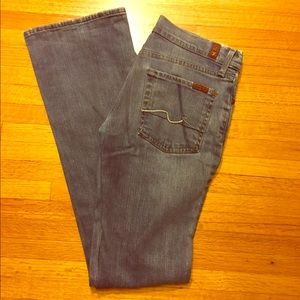 7 for all Mankind Jeans 