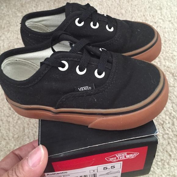 vans shoes gumsole