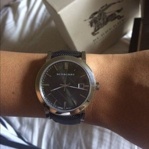 1b983b881e Burberry Accessories - Authentic Burberry Watch 🎉sale today only🎉