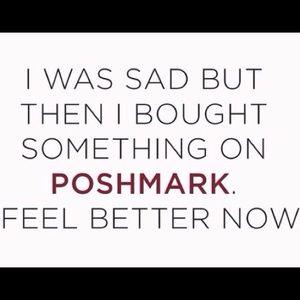 Accessories - I love love love to posh shop!! Consider trades!