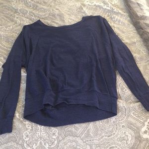American Apparel Tops - American apparel pull over