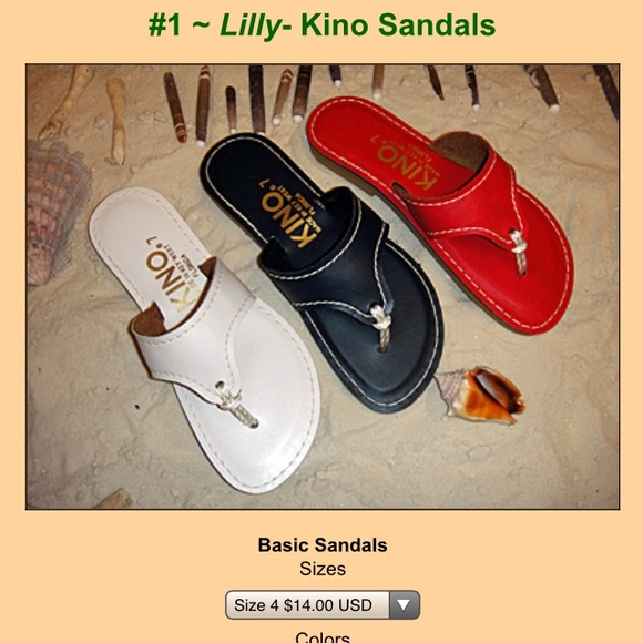 567c43716a75 Kino Shoes - 🌴Kinos Sandals Hand Made In Key West🌴