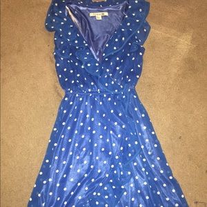 Forever 21 Spring Polk-a-dot dress