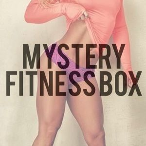 See description Accessories - Mystery fitness box