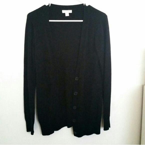 Basic black cardigan S from Joselle's closet on Poshmark
