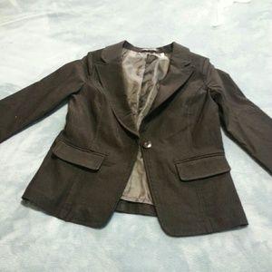 Love Culture Jackets & Blazers - Last price!!! 🆕Juniors black blazer