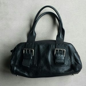 Small black Furla handbag