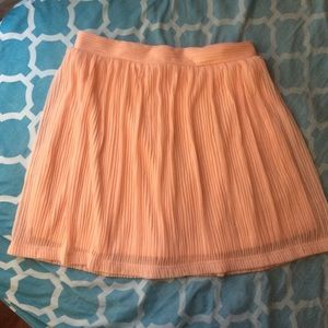 Cute pink Urban Outfitters skirt