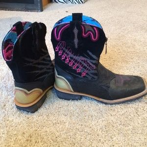 Listing not available - Ariat Shoes from Ashley's closet on Poshmark