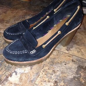 Sperry Top-Sider Shoes - Women's pair of shoes size 9 by Sperry top spider