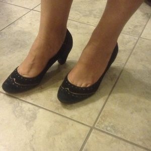 Sam Edelman suede shoes