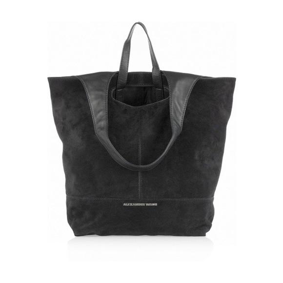 shopper tote bag - Black Alexander Wang Best Online 856oDP