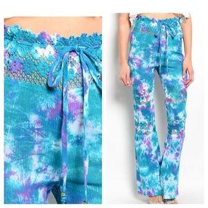 Pants - ‼️SALE‼️Lauren Tie-Dye Pants