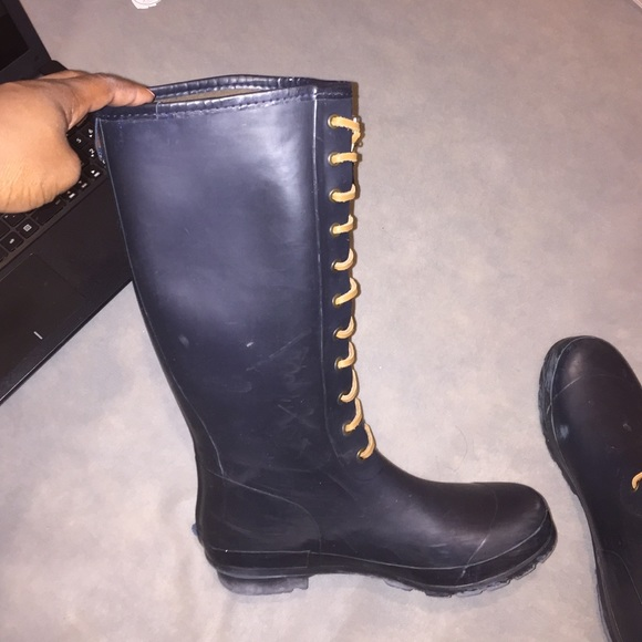 75% off Lucky Brand Boots - Lucky Brand rain boots from Martha's ...