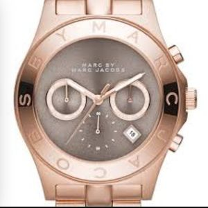 SALE!! Marc Jacobs Rose Gold Watch