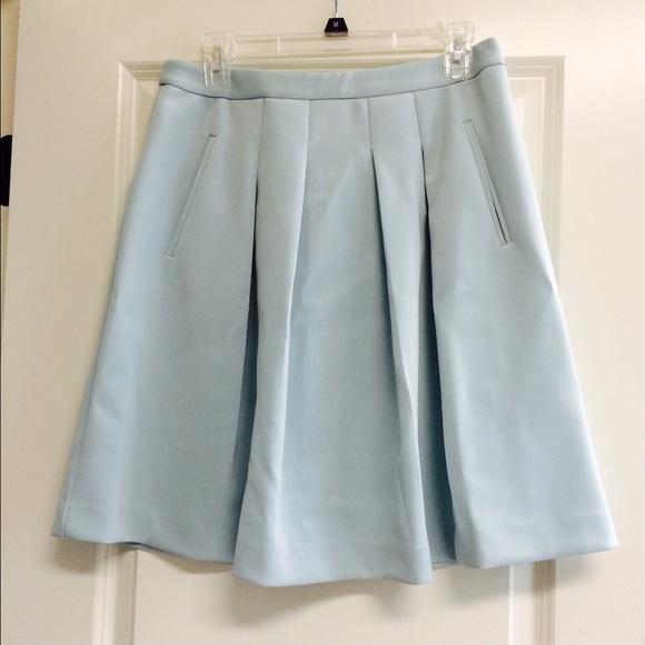 77 loft dresses skirts nwt loft pleated skirt
