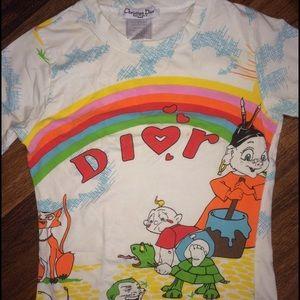 Dior Tops - DIOR t-shirt