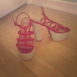 Jeffrey Campbell Shoes - 💛REDUCED💛Jeffrey Campbell Platforms