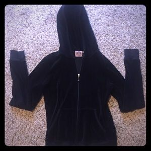 Size small juicy couture jacket! 