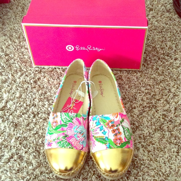 794f1a7c2cb Lilly Pulitzer for Target Espadrilles Nosie Posey